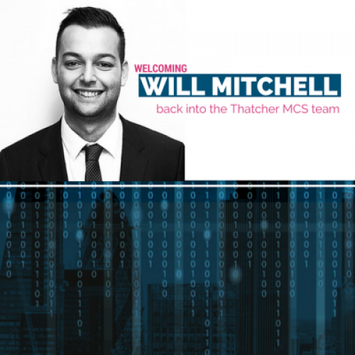 Will Mitchell Thatcher MCS